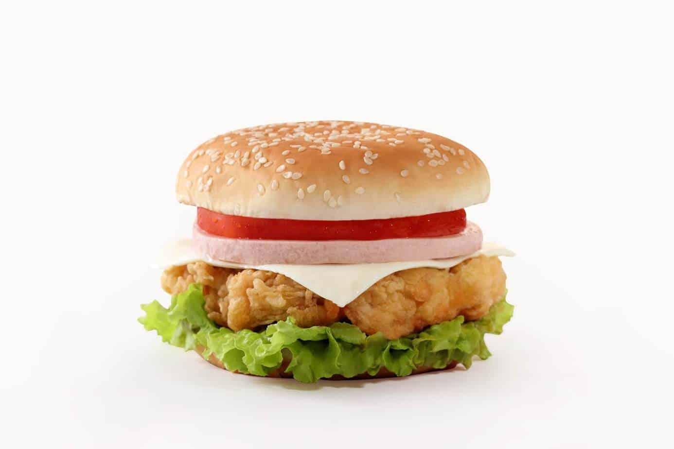 Alimentação boa e alimentação ruim para saúde
