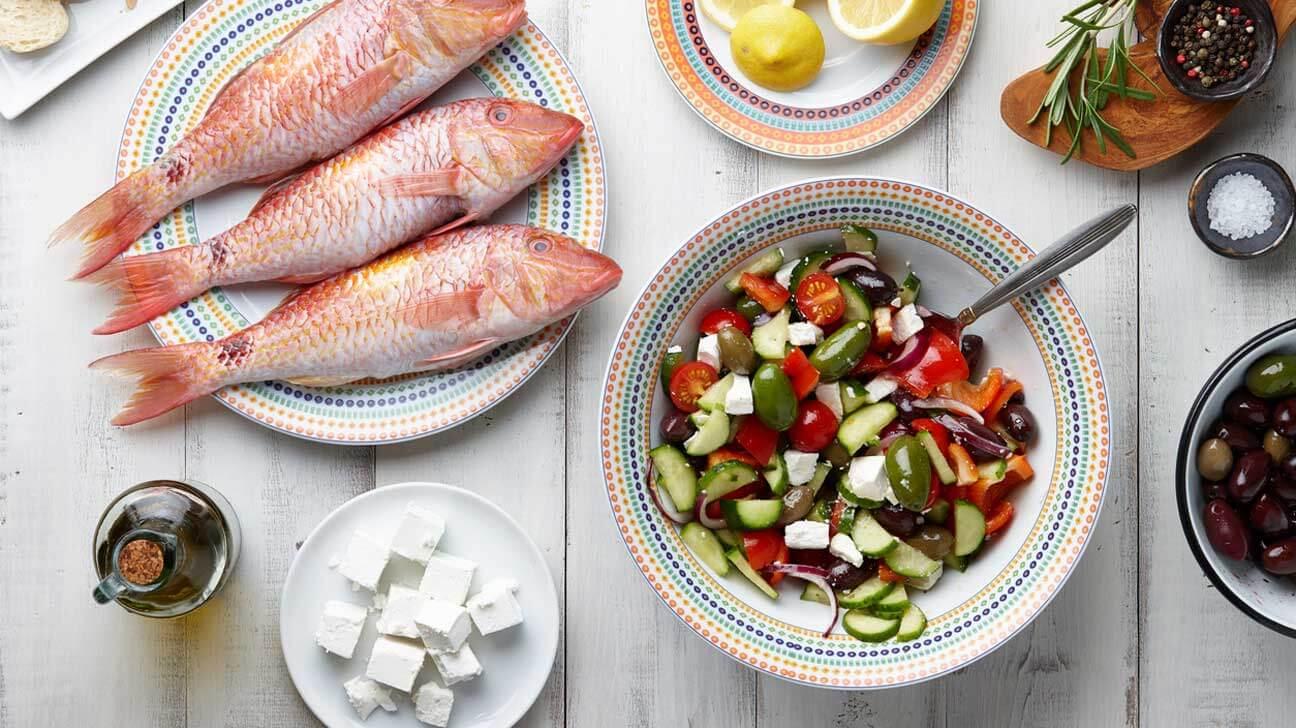 Dieta do mediterrâneo é sempre a mais saudável