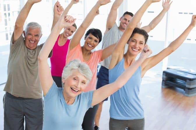8 Exercícios para idosos uma Maneira 100% Garantida de rejuvenescer